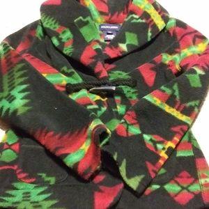 Ralph Lauren Girls Fleece Jacket Sz. 6X